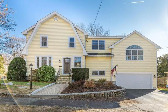 220 Florence Ave, Arlington, MA 02476 (MLS #72761183) :: Revolution Realty