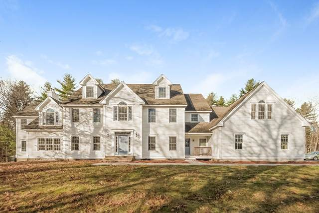 60 Painted Post Rd, Groton, MA 01450 (MLS #72761202) :: Spectrum Real Estate Consultants