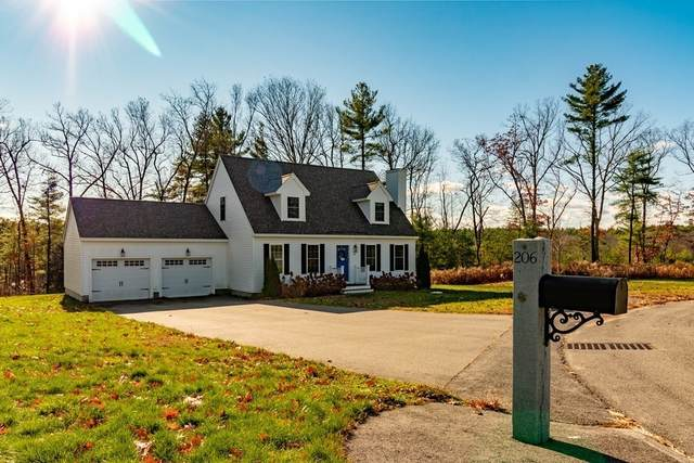 206 Haymeadow Ln, Ayer, MA 01432 (MLS #72761205) :: Spectrum Real Estate Consultants