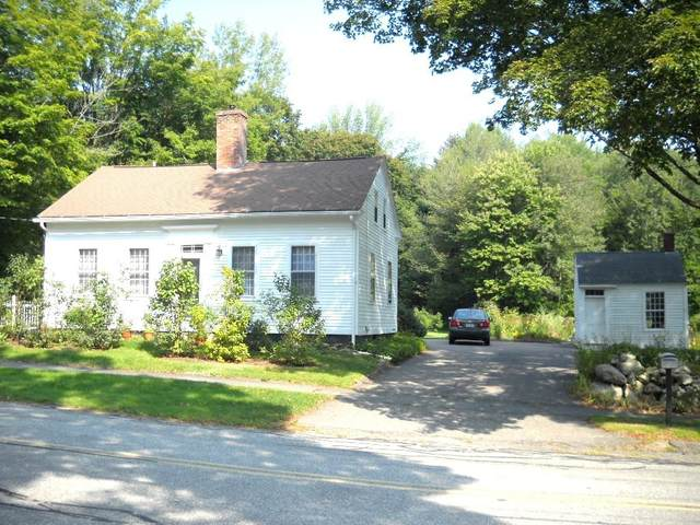 26 West St, Petersham, MA 01366 (MLS #72761220) :: Maloney Properties Real Estate Brokerage