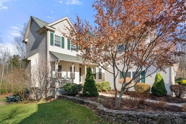 2 Village Cir #2, Milford, MA 01757 (MLS #72761225) :: Spectrum Real Estate Consultants