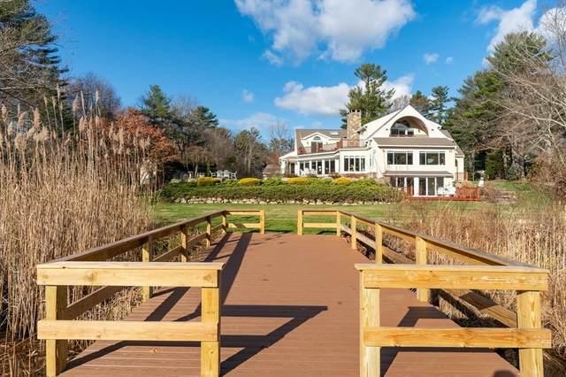 112 River Road, Hanover, MA 02339 (MLS #72761239) :: Cosmopolitan Real Estate Inc.