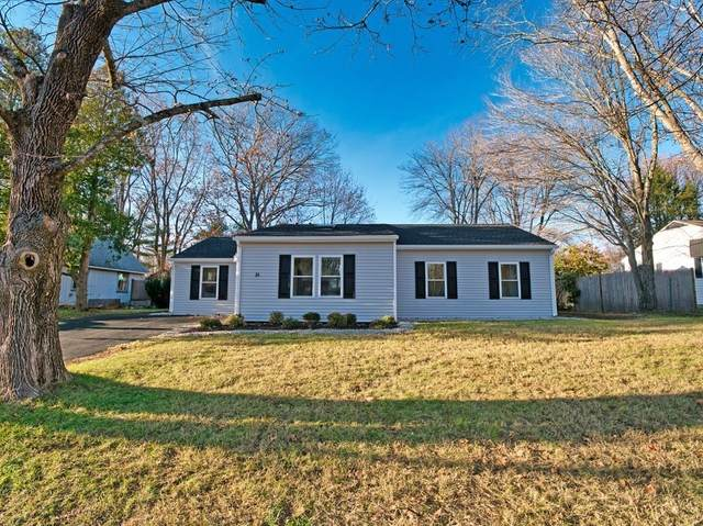 16 Endicott Drive, Westborough, MA 01581 (MLS #72761248) :: Cosmopolitan Real Estate Inc.