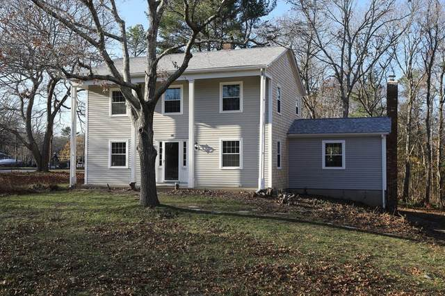 50 Blackmount Drive, Marshfield, MA 02050 (MLS #72761257) :: Cosmopolitan Real Estate Inc.