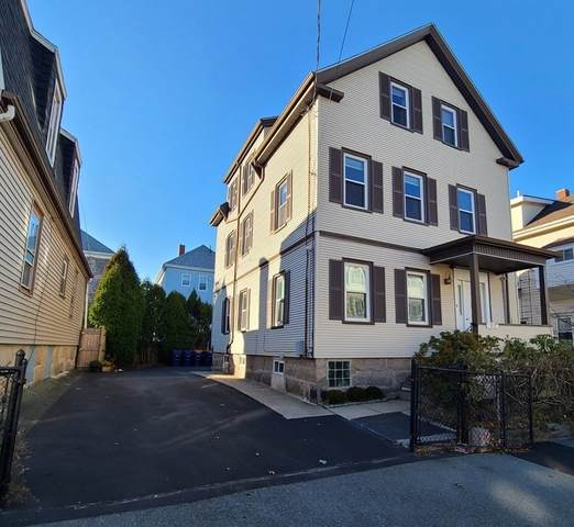 21 Salisbury Street, New Bedford, MA 02744 (MLS #72761262) :: Cosmopolitan Real Estate Inc.