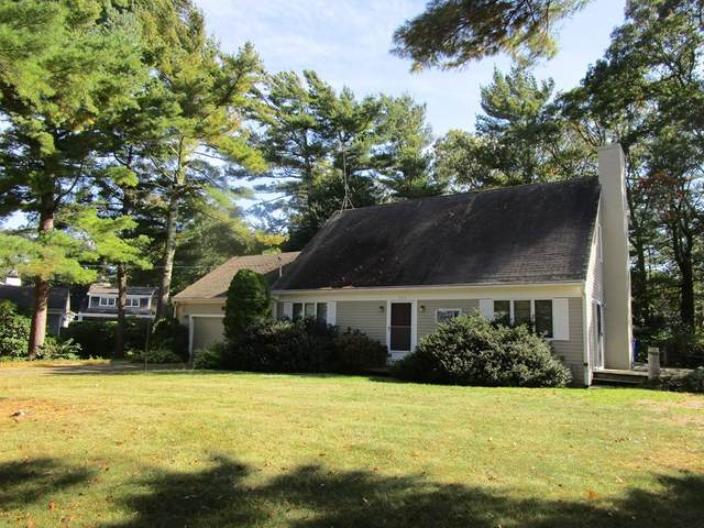126 Elgin Rd, Bourne, MA 02559 (MLS #72761272) :: Westcott Properties