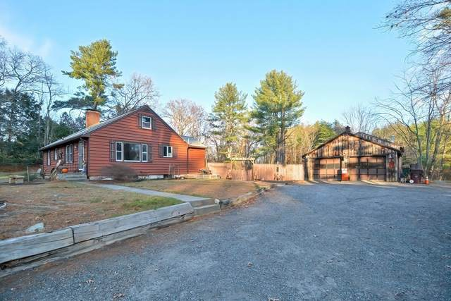 223 Oak Street, Uxbridge, MA 01569 (MLS #72761278) :: Westcott Properties