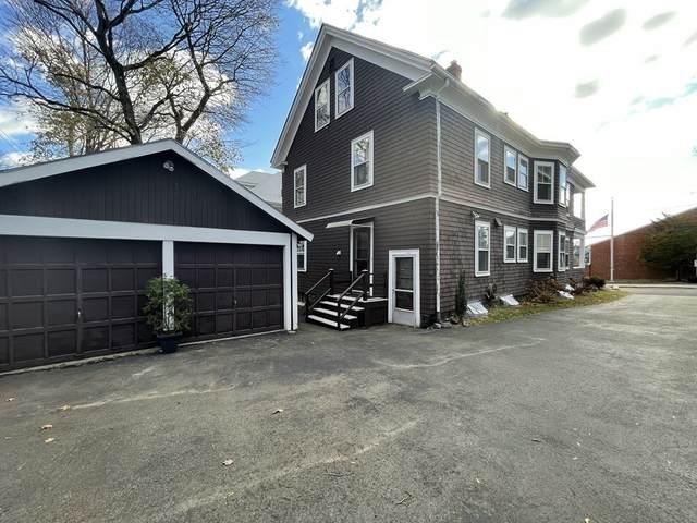 162 Norfolk Avenue, Swampscott, MA 01907 (MLS #72761286) :: Westcott Properties