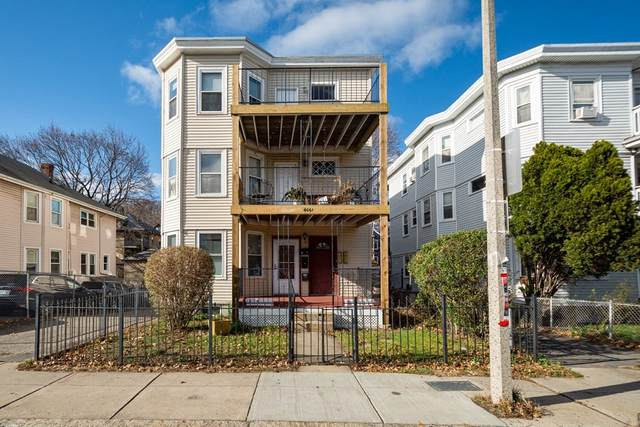 4061 Washington Street #1, Boston, MA 02130 (MLS #72761352) :: RE/MAX Vantage