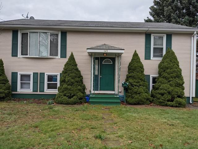 143 Brown Street, Fall River, MA 02724 (MLS #72761388) :: revolv