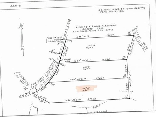 Lot 10 Butler Rd, Monson, MA 01057 (MLS #72761400) :: revolv