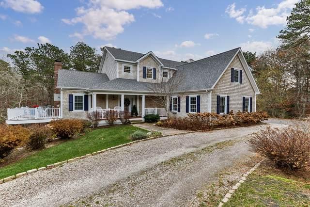 112 Moss Lane, Brewster, MA 02631 (MLS #72761411) :: Kinlin Grover Real Estate