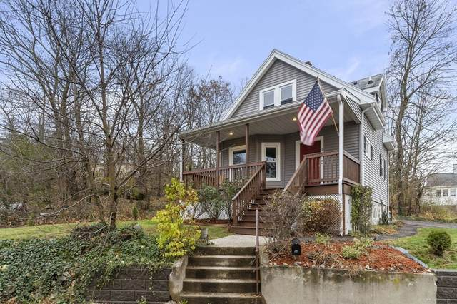 34 Stimson Rd, Boston, MA 02132 (MLS #72761436) :: Charlesgate Realty Group