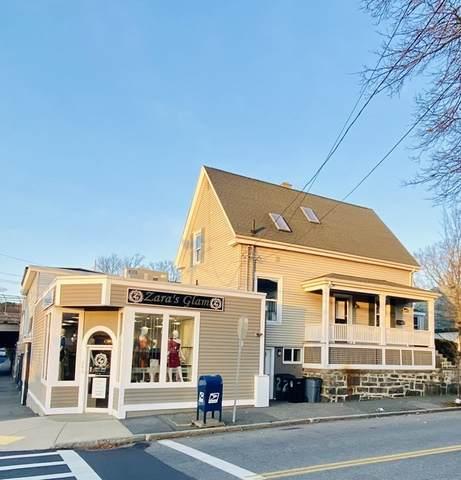 203 Burrill St, Swampscott, MA 01907 (MLS #72761446) :: Kinlin Grover Real Estate