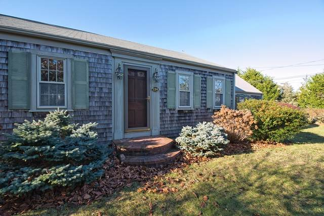 124 Pleasant St, Chatham, MA 02659 (MLS #72761450) :: Team Tringali