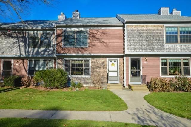 195 Falmouth Rd 14-C, Mashpee, MA 02649 (MLS #72761505) :: Kinlin Grover Real Estate