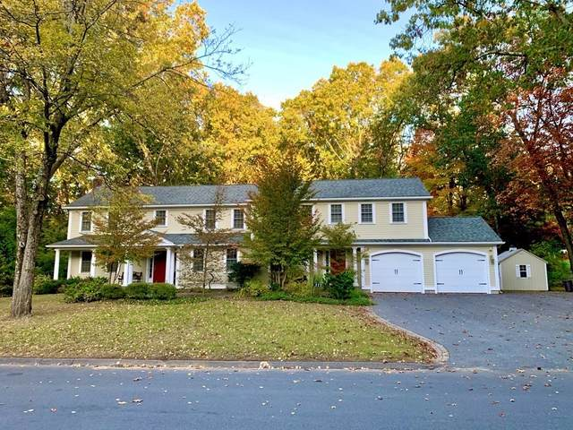 223 Academy Dr, Longmeadow, MA 01106 (MLS #72761534) :: NRG Real Estate Services, Inc.