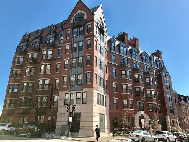 75 Clarendon St #502, Boston, MA 02116 (MLS #72761556) :: The Gillach Group