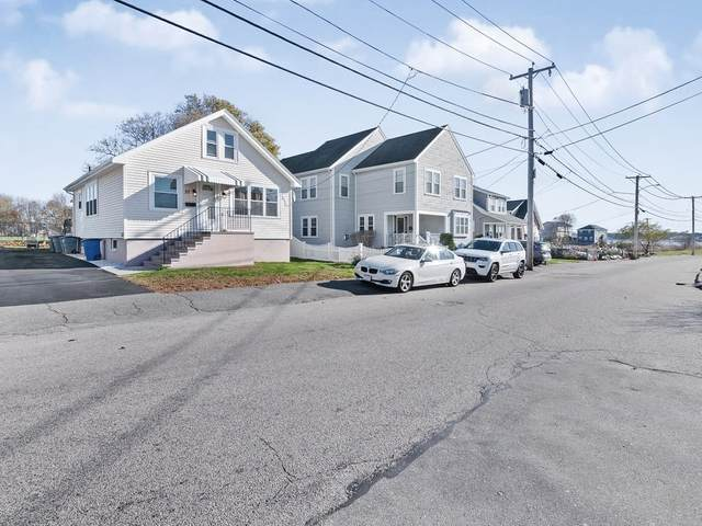 37 Rockland St, Quincy, MA 02169 (MLS #72761603) :: Ponte Realty Group