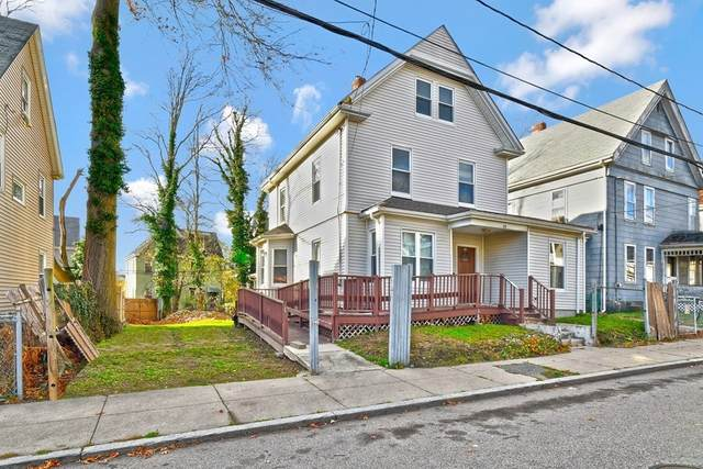 19 Westcott St, Boston, MA 02124 (MLS #72761664) :: Dot Collection at Access