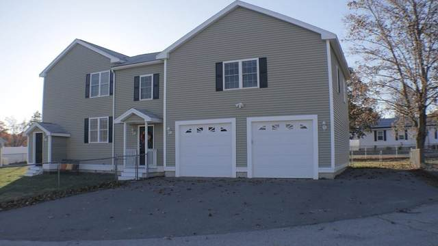 17-19 Grant St, Dracut, MA 01826 (MLS #72761697) :: Kinlin Grover Real Estate