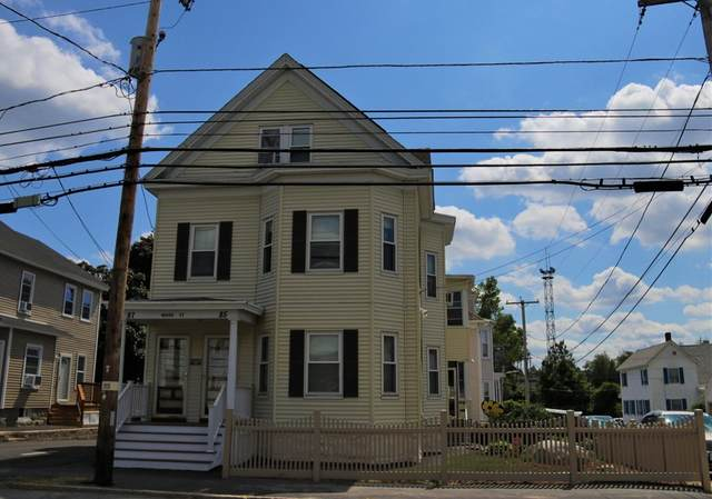 85 Moore St, Lowell, MA 01852 (MLS #72761708) :: Cosmopolitan Real Estate Inc.