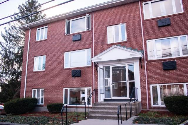 26 Carey Ave #8, Watertown, MA 02472 (MLS #72761779) :: The Seyboth Team