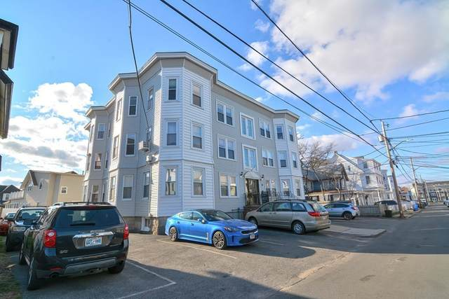 53 Trident Ave #301, Winthrop, MA 02152 (MLS #72761824) :: Kinlin Grover Real Estate
