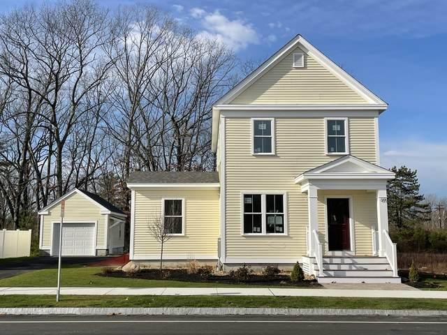 69 Grant Rd, Devens, MA 01434 (MLS #72761861) :: Maloney Properties Real Estate Brokerage