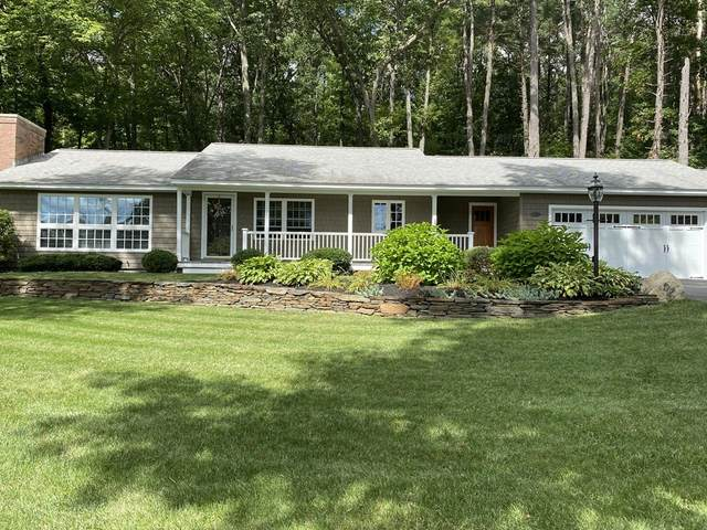 108 Rocky Hill Road, Hadley, MA 01035 (MLS #72761887) :: The Gillach Group