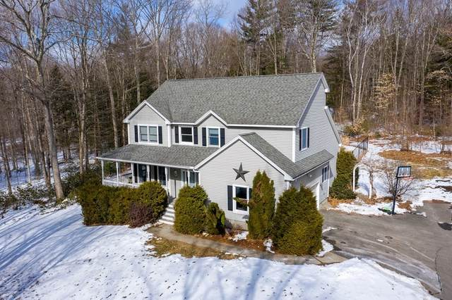 153 Northwest Rd, Westhampton, MA 01027 (MLS #72761898) :: The Gillach Group