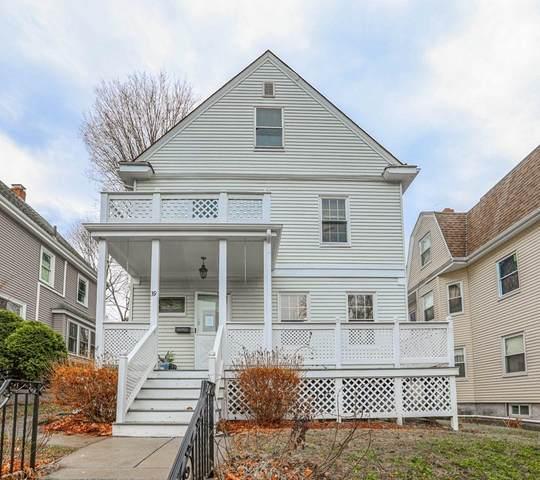 39 Bradwood Street, Boston, MA 02131 (MLS #72762007) :: The Gillach Group