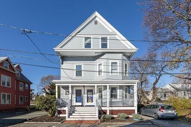4-6 Spruce Avenue #3, Cambridge, MA 02138 (MLS #72762139) :: Boylston Realty Group