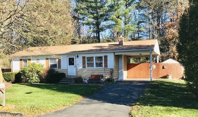 250 Spikenard Cir, Springfield, MA 01129 (MLS #72762183) :: NRG Real Estate Services, Inc.
