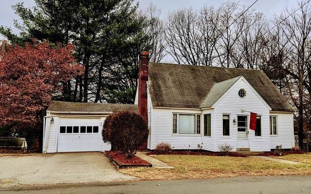 66 Tower St, Methuen, MA 01844 (MLS #72762194) :: EXIT Cape Realty