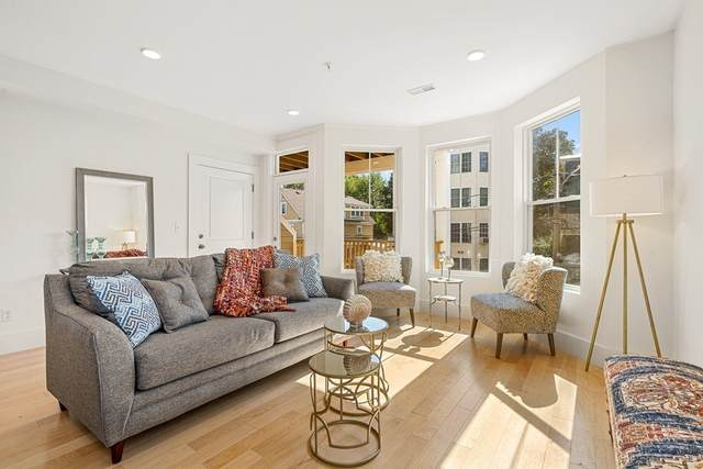 41 Woodville St #7, Boston, MA 02119 (MLS #72762244) :: Dot Collection at Access