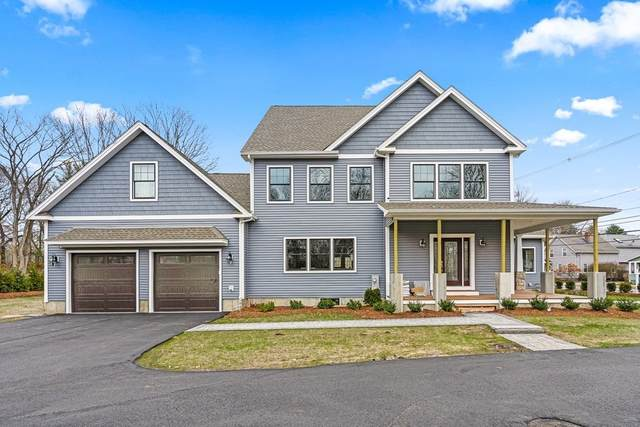 291 Salem St, Wakefield, MA 01880 (MLS #72762325) :: Maloney Properties Real Estate Brokerage