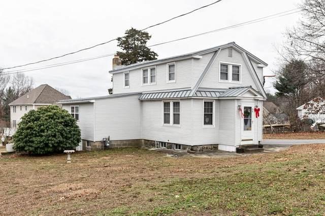 36 Grandview Road, Haverhill, MA 01832 (MLS #72762333) :: Maloney Properties Real Estate Brokerage
