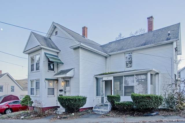 4, 6 & 10 Eddy St, Ware, MA 01082 (MLS #72762360) :: The Gillach Group