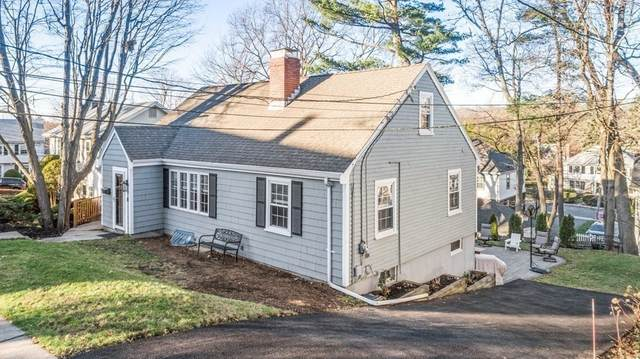 43 Bellaire Rd, Boston, MA 02132 (MLS #72762406) :: Re/Max Patriot Realty