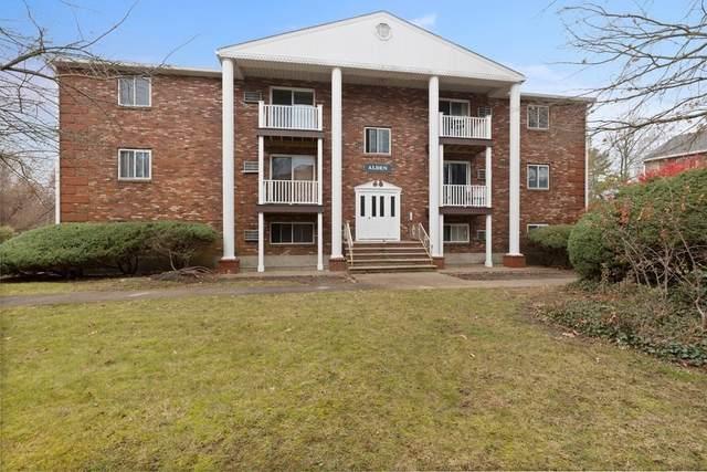 1801 Ocean St A31, Marshfield, MA 02050 (MLS #72762449) :: Kinlin Grover Real Estate