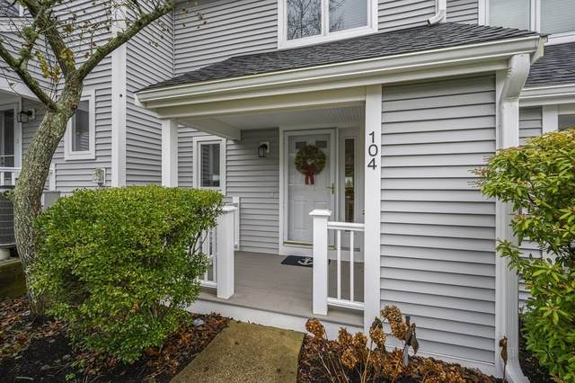 104 Westcliff Dr #104, Plymouth, MA 02360 (MLS #72762493) :: RE/MAX Vantage