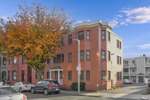 153 W 3Rd St #1, Boston, MA 02127 (MLS #72762529) :: Boylston Realty Group