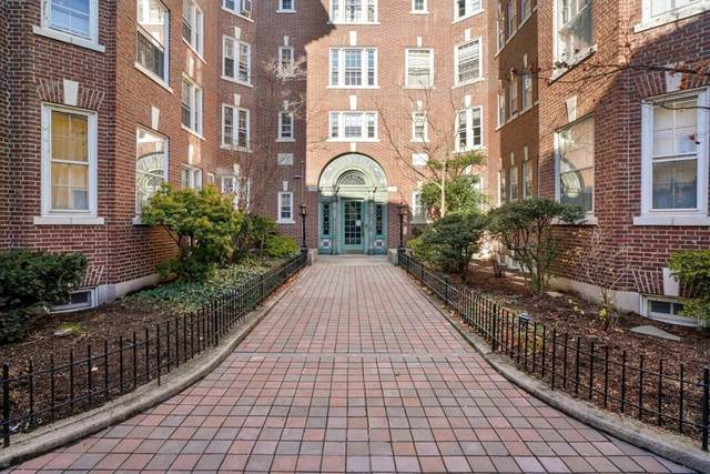 1572 Massachusetts Avenue #51, Cambridge, MA 02138 (MLS #72762547) :: Dot Collection at Access