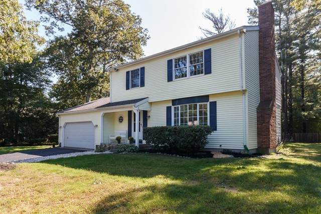 2 Timber Way, Sandwich, MA 02563 (MLS #72762550) :: Kinlin Grover Real Estate