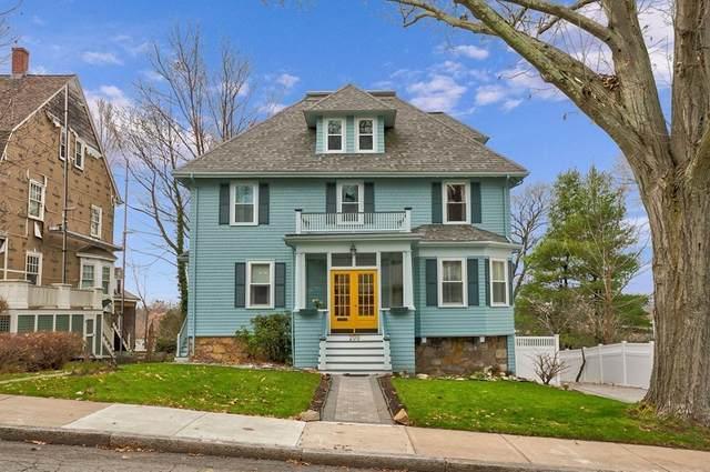 200 Mount Vernon St, Boston, MA 02132 (MLS #72762613) :: The Gillach Group