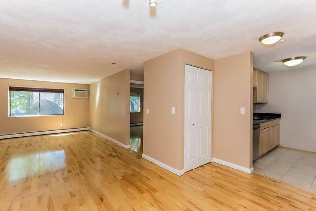 84 Grant St #2, Somerville, MA 02145 (MLS #72762655) :: Boylston Realty Group
