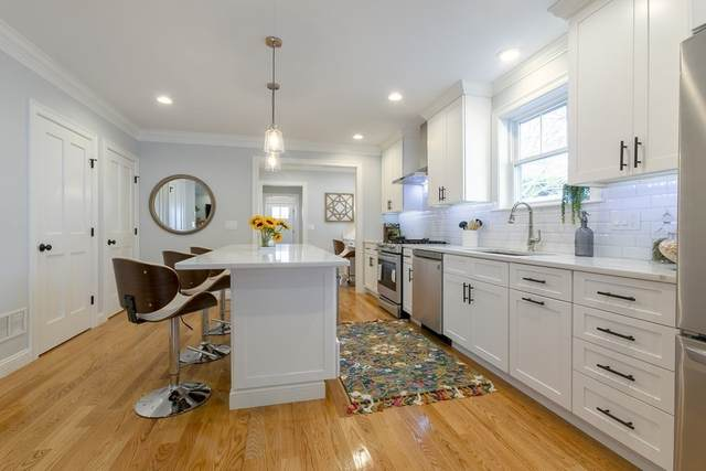 211 West St #211, Needham, MA 02494 (MLS #72762697) :: The Gillach Group