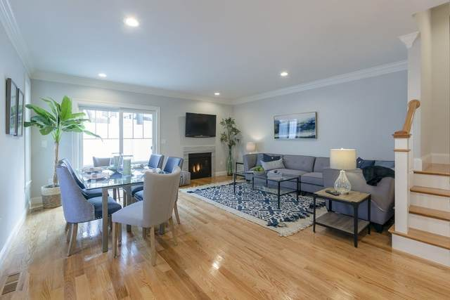 211 West St #211, Needham, MA 02494 (MLS #72762698) :: The Gillach Group