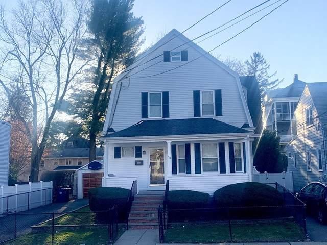 43 Monponset St, Boston, MA 02136 (MLS #72762725) :: Walker Residential Team